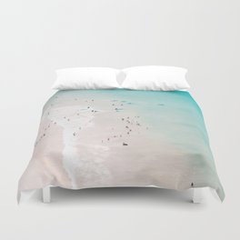beach - summer love II Duvet Cover