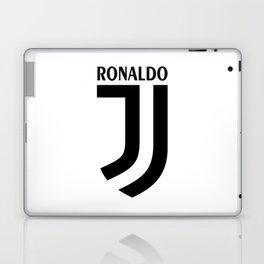 Ronaldo Juventus Laptop & iPad Skin