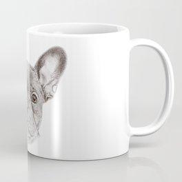 Drawing of french bulldog Coffee Mug