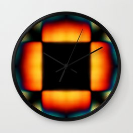 YUMTROF Wall Clock