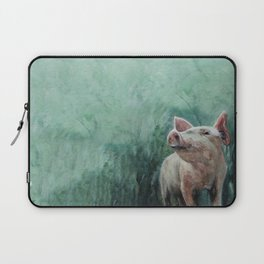 One Bad Pig Laptop Sleeve