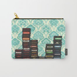 Atari & Jellyfish Wallpaper Carry-All Pouch