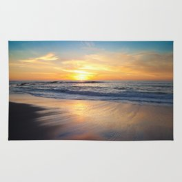 Windansea Sunset Rug