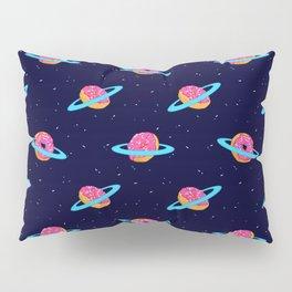 Sugar rings of Saturn Pillow Sham