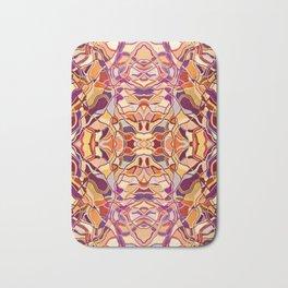 Abstract #8 - II - Melon Bath Mat
