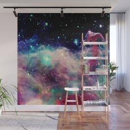 Eagle Nebula / Horsehead Nebula Deep Pastels Wall Mural