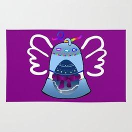 Bell on Purple Rug