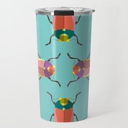 Happy beetles Travel Mug