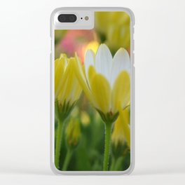 May Flowers For Mom Clear iPhone Case
