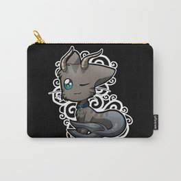 Zodiac Cats - Capricorn Carry-All Pouch