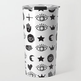 ICONOGRAPHY Travel Mug