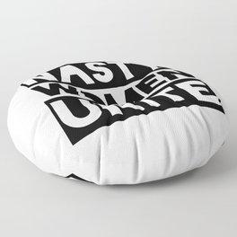 Nasty Women Unite Floor Pillow