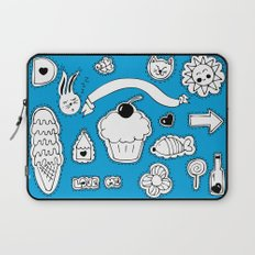 Sticker World Laptop Sleeve