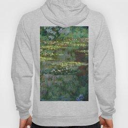 1904-Claude Monet-Le Bassin des Nympheas-87 x 91 Hoody