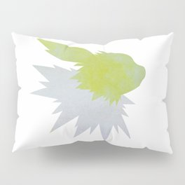 Watercolor Jolteon Pillow Sham