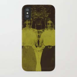 Mercantil iPhone Case