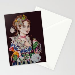 The Ardent Protagonist Stationery Cards