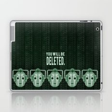 Doctor Who: Cybermen Print Laptop & iPad Skin