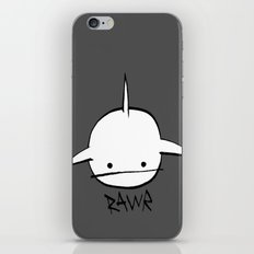 minima - hover shark iPhone & iPod Skin