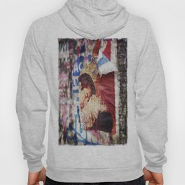 Torn Bollywood Poster, 2014 Hoody