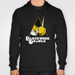Blockwork Orange Hoody