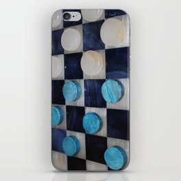 Checkers iPhone Skin