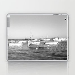 At the Boat Launch Laptop & iPad Skin