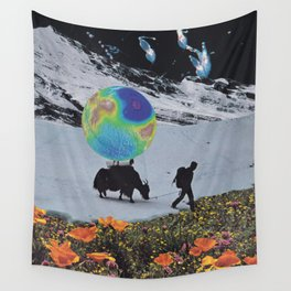The Last Ice Age Wall Tapestry