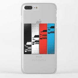 Fast Fords Clear iPhone Case