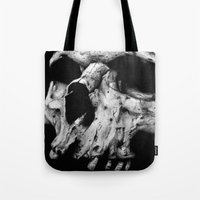 toothless Tote Bags featuring Toothless by Danielle Mariah