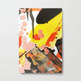 Fragment Metal Print