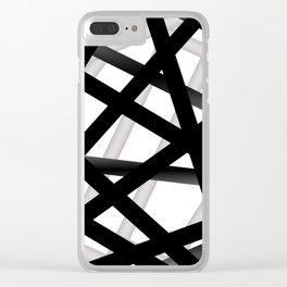 Unwind Clear iPhone Case