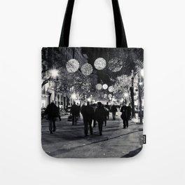 christmas night II Tote Bag