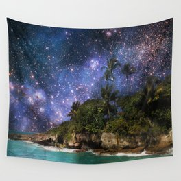 The Ultimate Canvas  Wall Tapestry