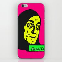 "gore iPhone & iPod Skins featuring No, it's pronounced ""Eye-gore"" 1 by Kramcox"