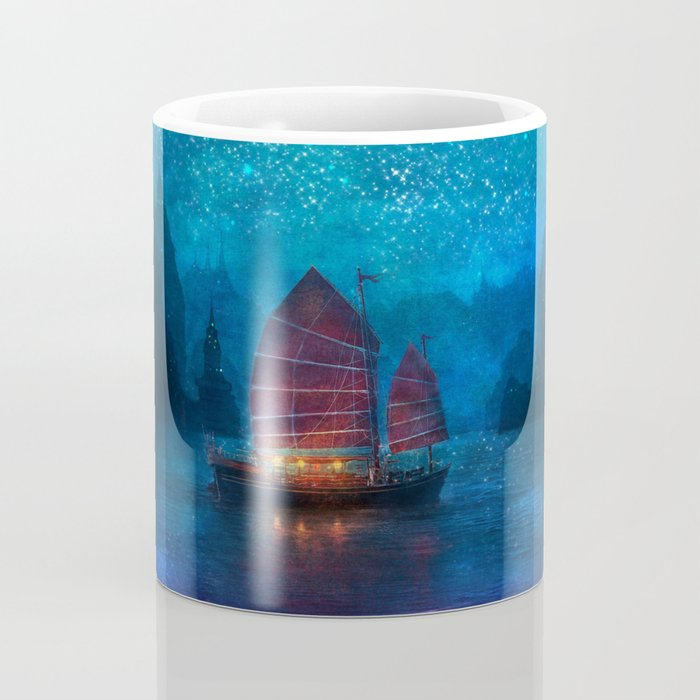 Our Secret Harbor Coffee Mug