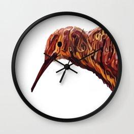 The Magnificent Kiwi Wall Clock