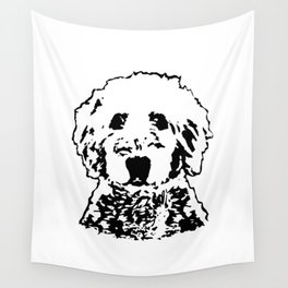 Goldendoodle Dog Gifts Wall Tapestry