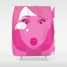 POP Shower Curtain