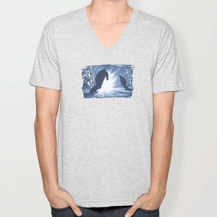 Friends I Unisex V-Neck