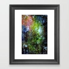 cosmic Framed Art Print