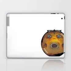 Fat Fish, Little Bowl Laptop & iPad Skin