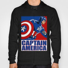 Captain 'merica Hoody