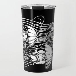 Jellyfishes Travel Mug