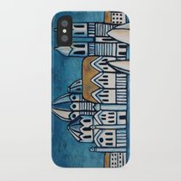 italy iPhone & iPod Cases featuring italy by Ninamelusina