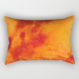 The Fires We Light Rectangular Pillow