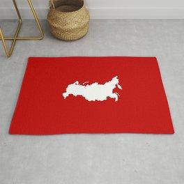 Shape of Russia 3 Rug