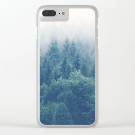 The Journey Is My Home Clear iPhone Case