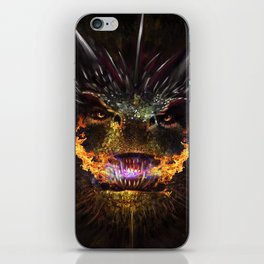 Drogon's Wrath iPhone Skin
