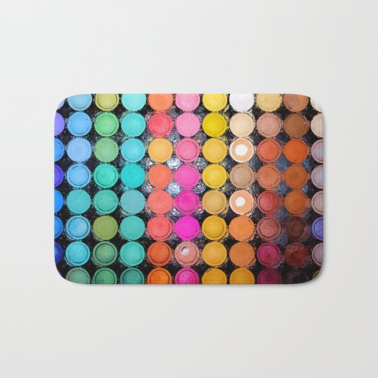Any Color You Like Bath Mat